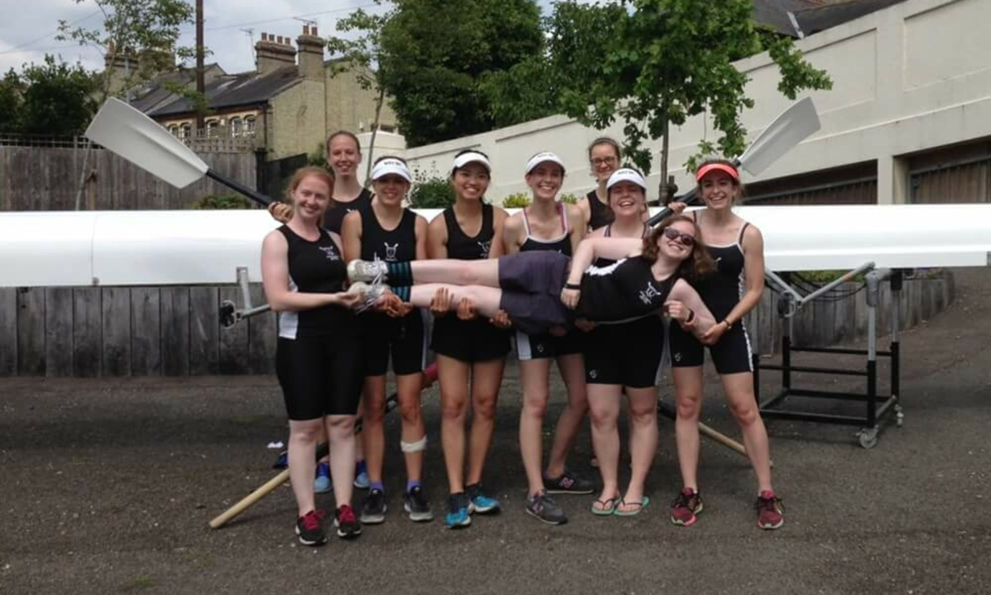 Murray Edwards College Boat Club